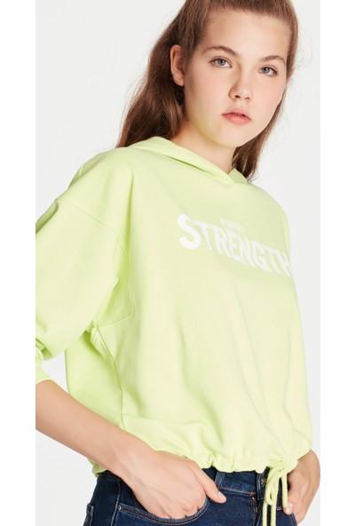 Mavi Kadın Strength Sweatshirt