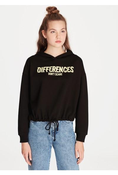 Mavi Kadın Differences Sweatshirt