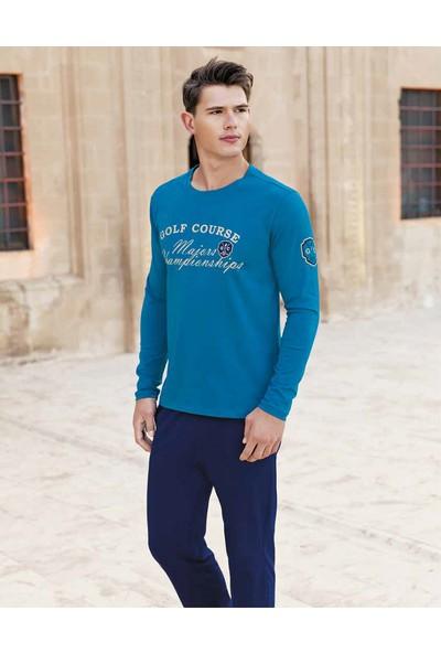 Güryıldız Erkek Uzun Kollu Pijama Takımı 5270