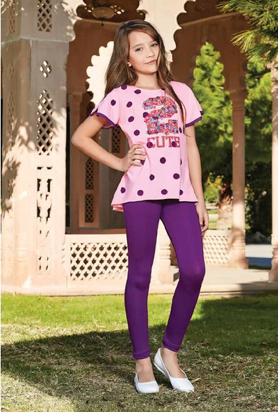 Güryıldız Kız Çocuk Pijama Takımı 6066