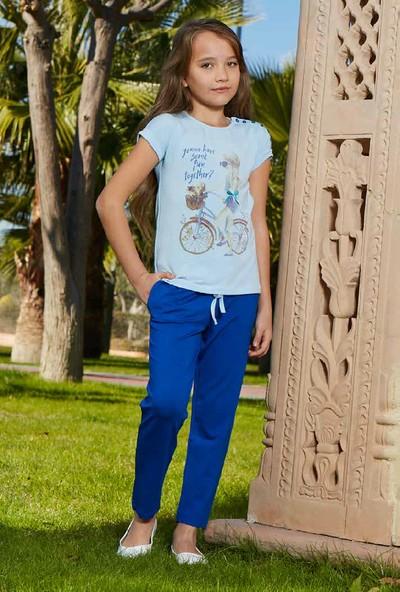 Güryıldız Kız Çocuk Pijama Takımı 6077