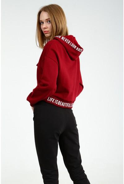 Collezione Kadın Sweatshirt Ermen