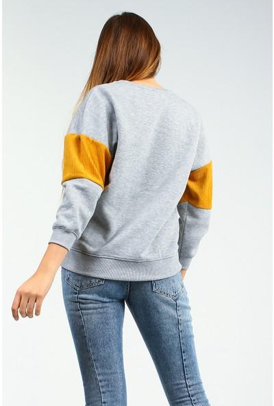 Collezione Kadın Sweatshirt Wıroc
