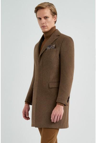 Giovane Gentile Erkek Palto Bej