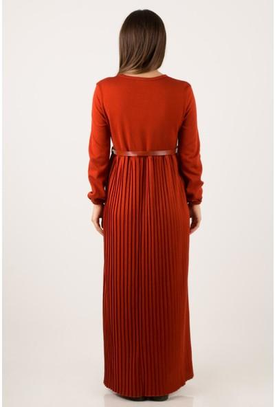 Morpile Kadın Triko Elbise