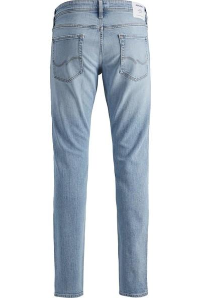 Jack & Jones Glenn Erkek Jean Pantolon Buz Mavi 12169177