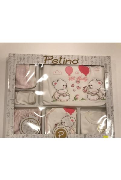 Petino Balonlu Ayıcıklı Kız 10 P.zıbın Set