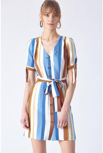 Robin D86074 Kadın Elbise 9Y 69