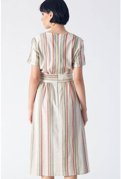 Robin D86083 Kadın Elbise 9Y 69