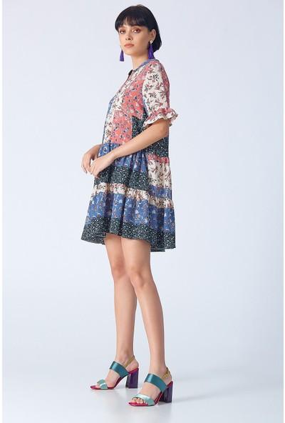 Robin M31662 Kadın Elbise 9Y 69
