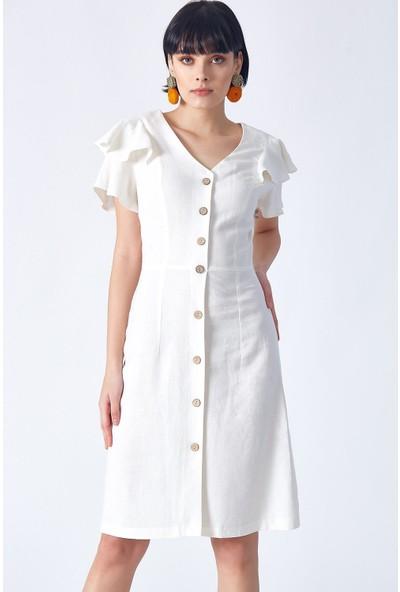 Robin D86105 Kadın Elbise 9Y 69
