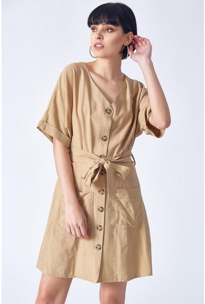 Robin D86111 Kadın Elbise 9Y 69