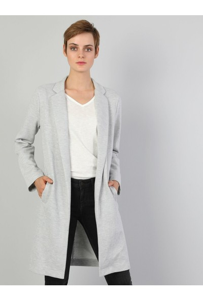 Colin's Gri Kadın Ceket