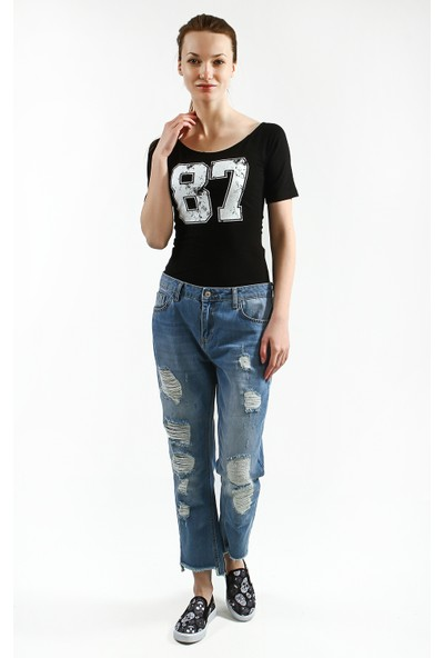 Collezione Kadın Pantolon Solanze