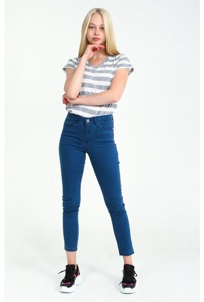 Collezione Kadın Pantolon Tunar