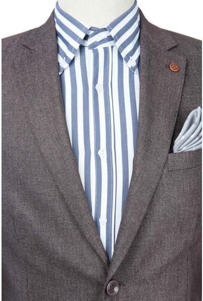 Centone Takım Elbise Comfort Fit 6 Drop 19-0411