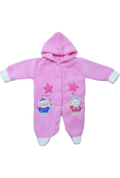 Babymix Velsoft Bebek Tulum Yıldızlı Ayılar
