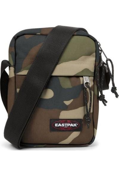 Eastpak The One Camo Erkek Omuz Çantası Ek045181