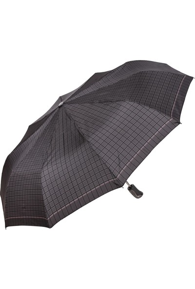 Snotline Erkek Şemsiye Mini Kare Kahve 224G