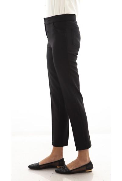 Arda New Line Siyah Pantolon 6507502.01