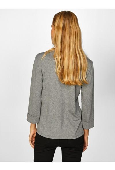 Faik Sönmez Kadın Sweatshirt 39021
