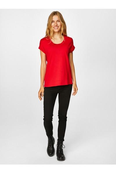 Faik Sönmez Kadın T-Shirt 39018