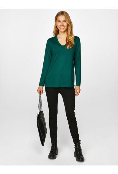 Faik Sönmez Kadın Sweatshirt 39022
