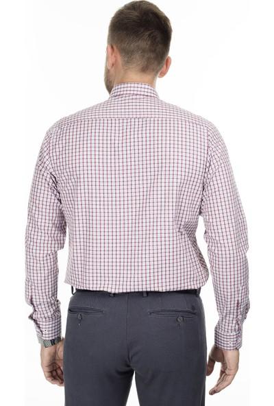 Sabri Özel Uzun Kollu Slim Fit Gömlek Erkek Uzun Kollu Gömlek 5431650