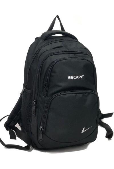 Smart Bags Krinkıl KadınKumaş Büyük Boy Sırt Çantası 45CM37CM Bej