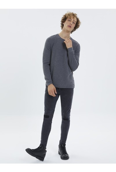 Loft 2021140 Erkek Sweat Shirt