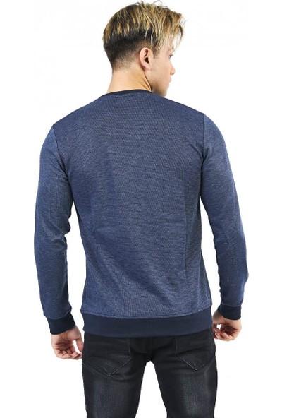 Louıs Park Omzu Şeritli Sweatshirt