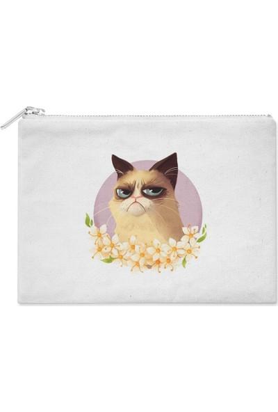 Wuw Grumpy Cat El Çantası