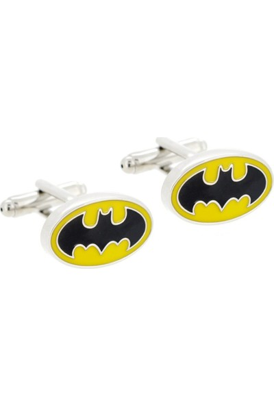 Blora Batman Klasik Kol Düğmesi