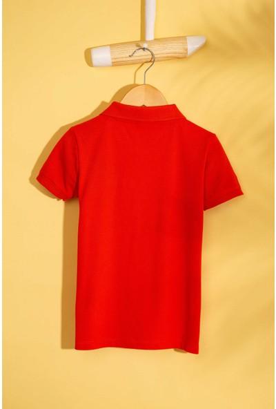 U.S. Polo Assn. Erkek Çocuk T-Shirt 50199933-Vr031