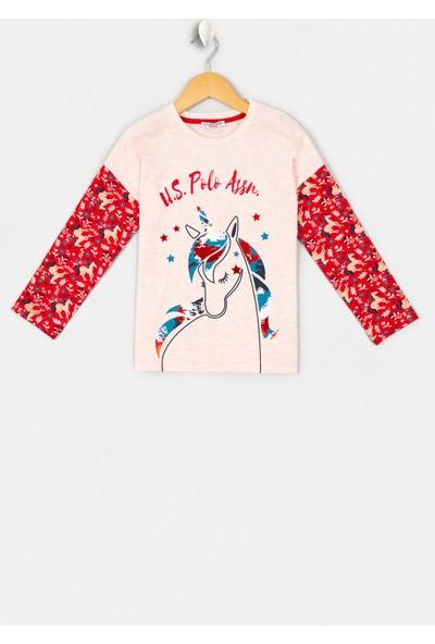 U.S. Polo Assn. Kız Çocuk Kiz Çocuk Pijama 50223182-Vr114