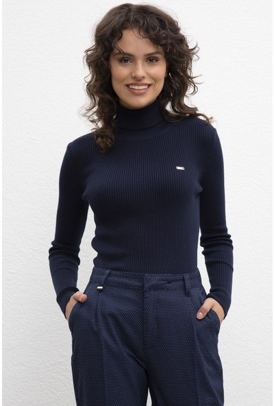 U.S. Polo Assn. Kadın Triko Kazak 50213203-Vr033
