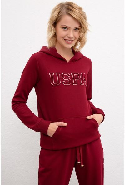 U.S. Polo Assn. Kadın Sweatshirt 50216083-Vr177