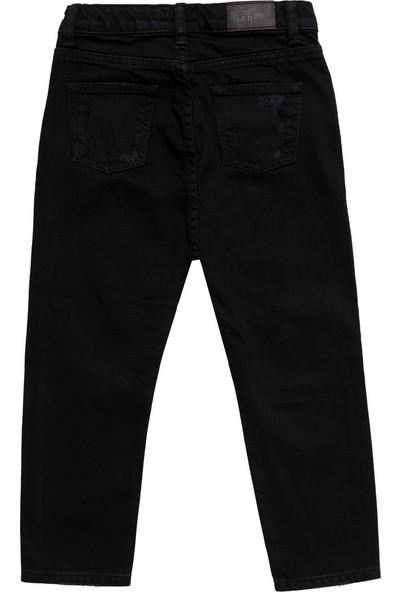 LTB Eliana G Damaged Black Kız Çocuk Jeans