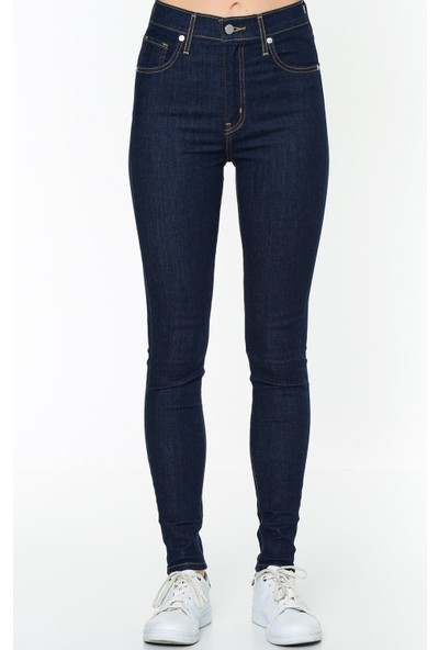 Levi's Kadın Jean Pantolon Mile High Super Skinny 22791-0074