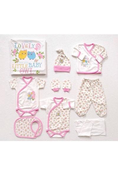 Apolena Yeni Doğan Bebek Takımı 10 Parça Kız