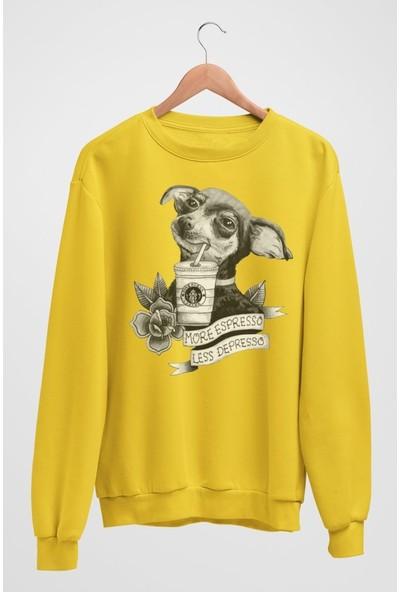 Angemiel Wear Espresso Kadın Sweatshirt
