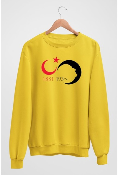 Angemiel Wear 1881 Kadın Sweatshirt