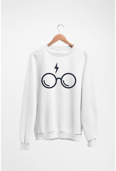 Angemiel Wear Hp Gözlük Kadın Sweatshirt