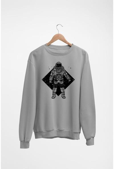 Angemiel Wear Astronot Kadın Sweatshirt