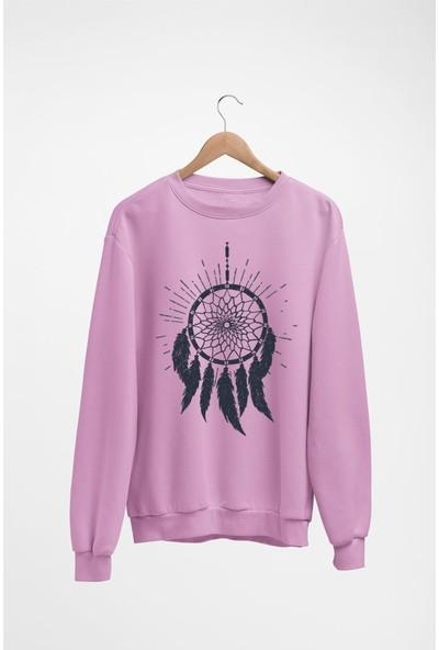 Angemiel Wear Tüylü Küpe Kadın Sweatshirt