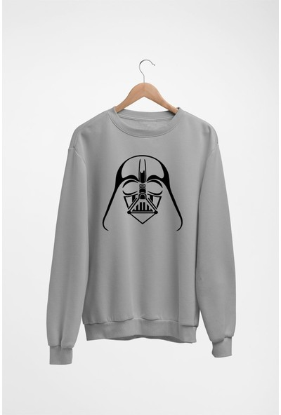 Angemiel Wear Darth Vader Kadın Sweatshirt