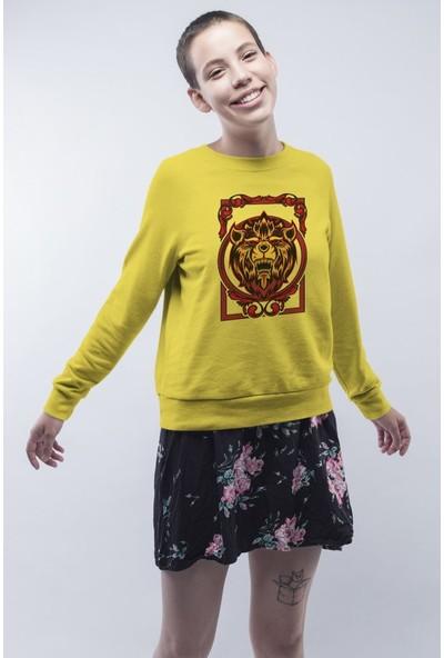 Angemiel Wear Yaratık Kadın Sweatshirt