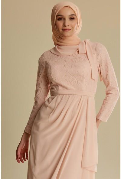 Tuğba & Venn Kadın Dantel Abiye Elbise