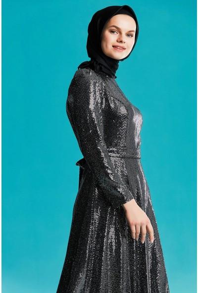 Tuğba & Venn Kadın Işıltılı Elbise