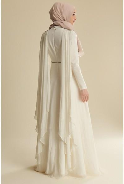 Tuğba & Venn Kadın İşlemeli Abiye Elbise